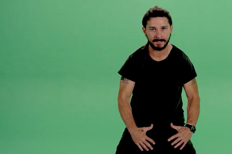 This Is Why Shia Labeouf Wants You To Just Do It Shia Labeouf Shia Just Do It