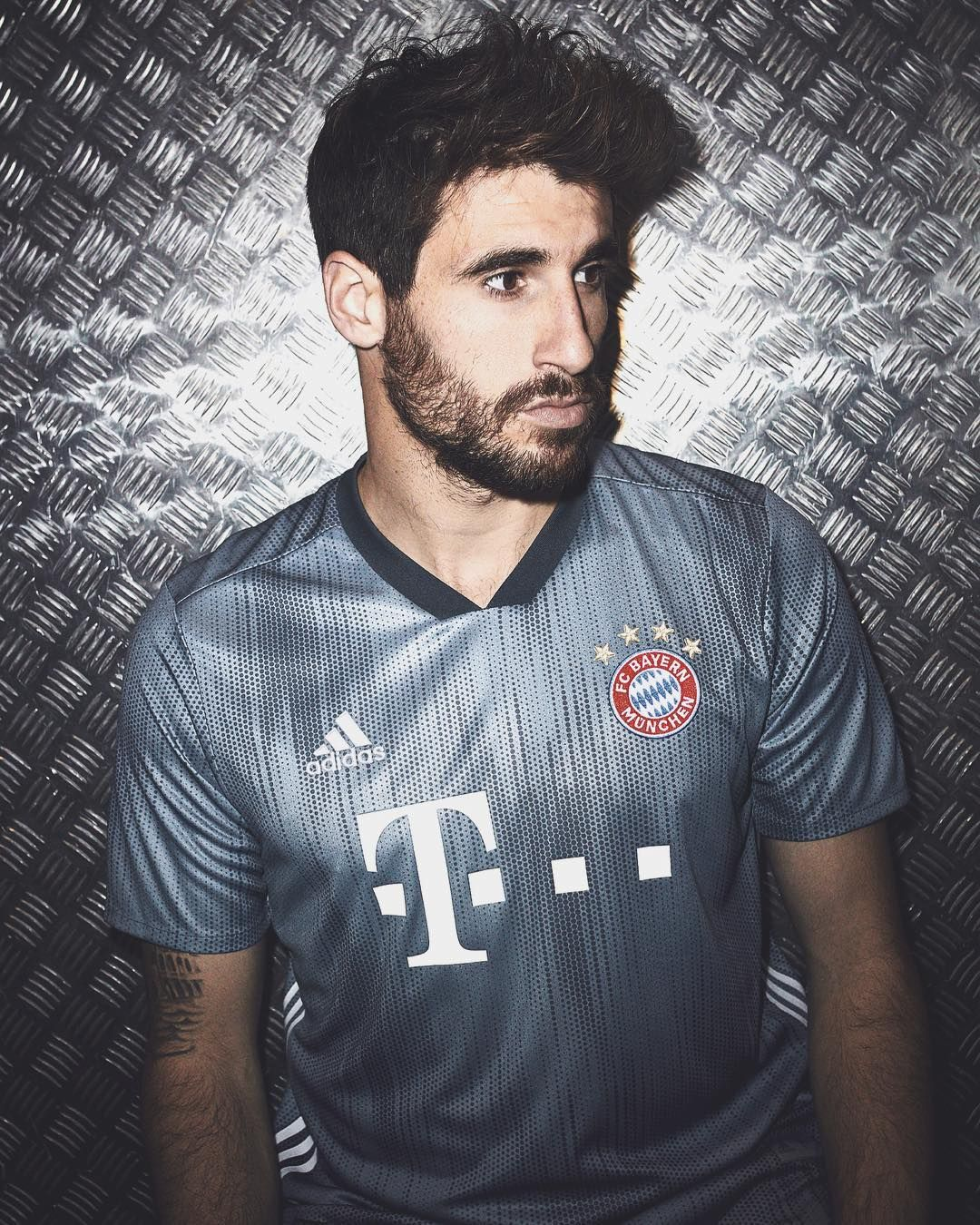quality design a864b e04d0 🌊 Introducing the 2018/19 Bayern Munich 3rd kit from adidas ...