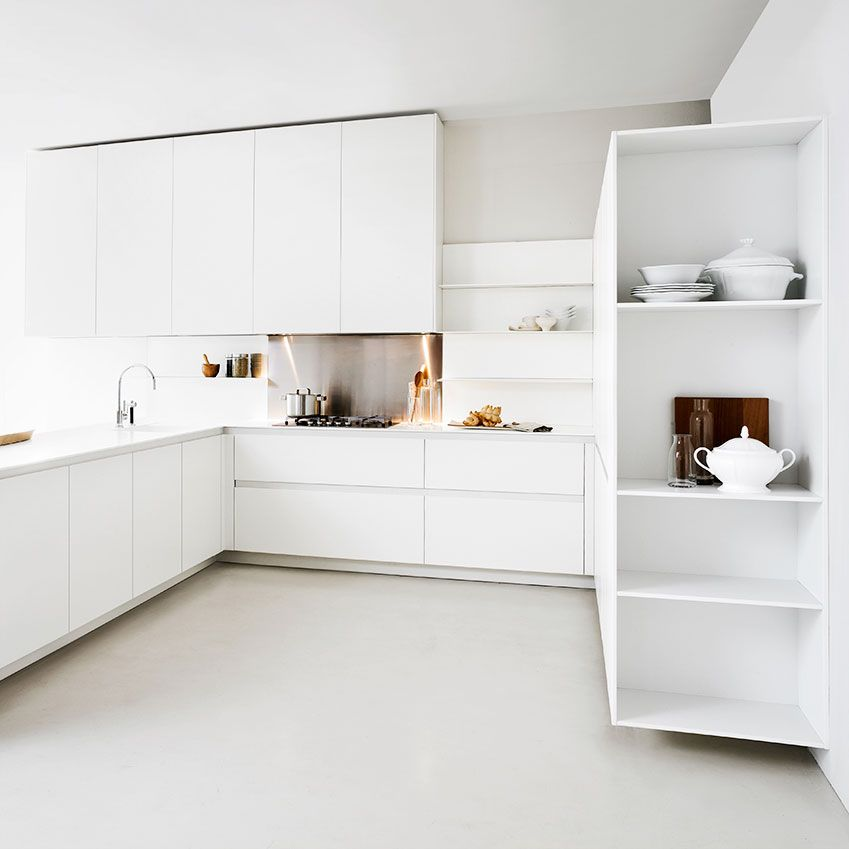 Minimalist Kitchen Design For Small Space: Secret Addresses For Handmade Kitchens