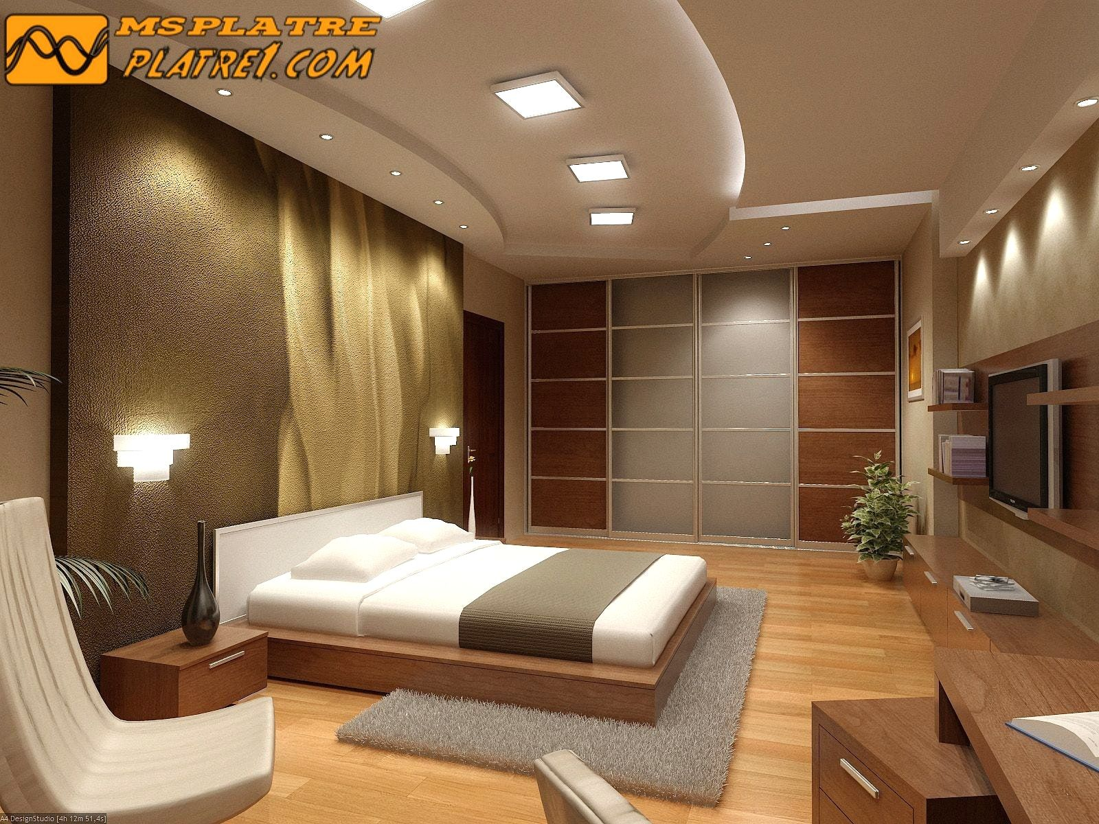 Decoration Faux Plafond Salon. Excellent Dcoration Salon ...