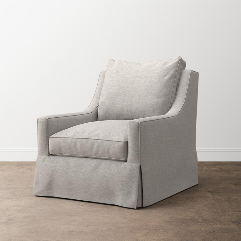 Exeter Accent Chair | Comfortable accent chairs, Upholstered