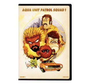 Amazon com: Aqua Unit Patrol Squad 1: Season One: Aqua Unit