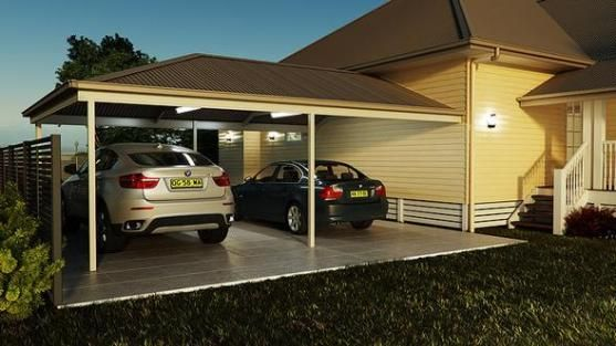 Carport Design Ideas By LYSAGHT Living Collection