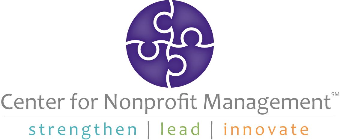Center for Nonprofit Management Resources Library (With