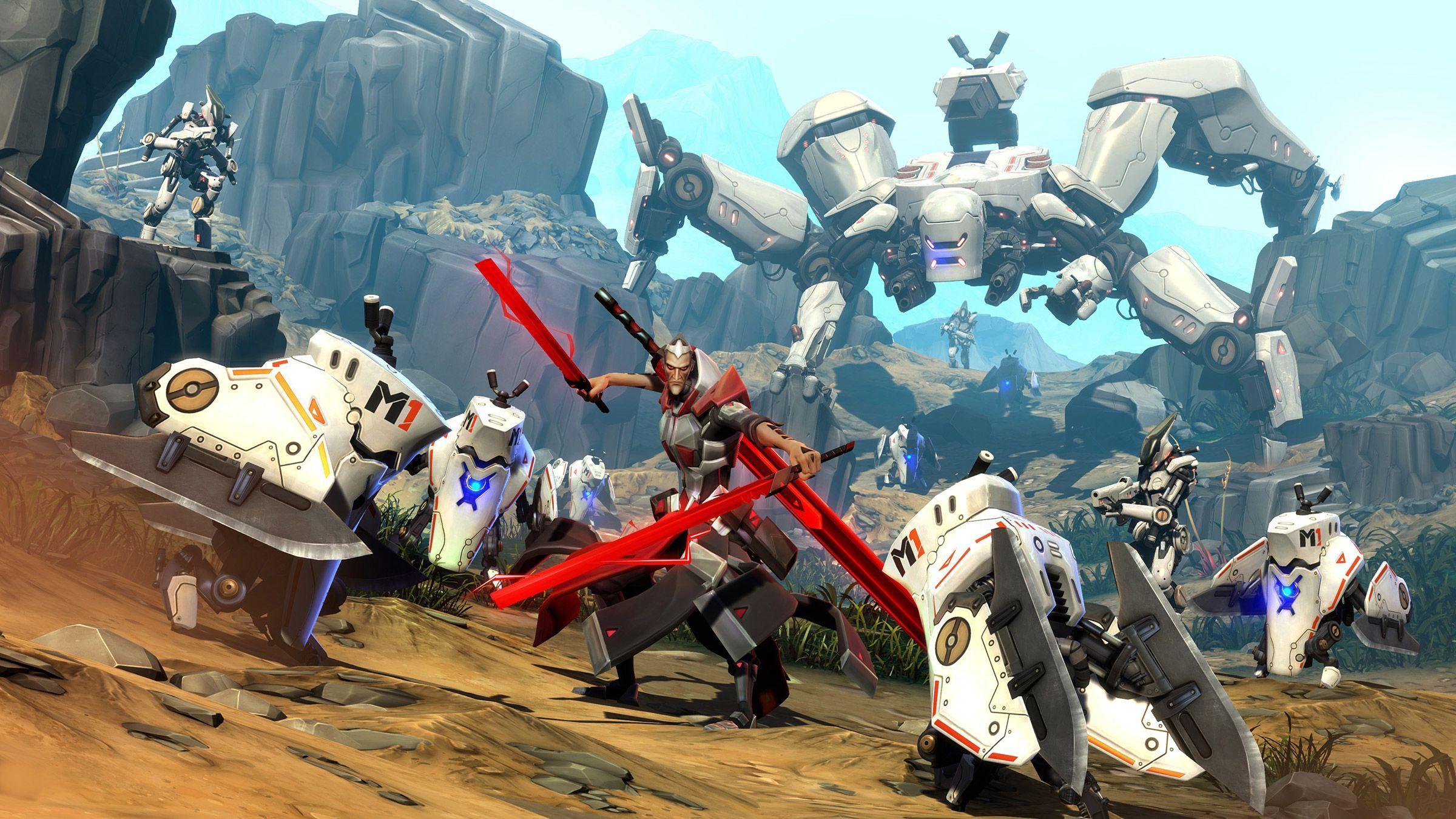 Pin by Jinx Ryder on BattleBorn Stuff Ps4 co op games