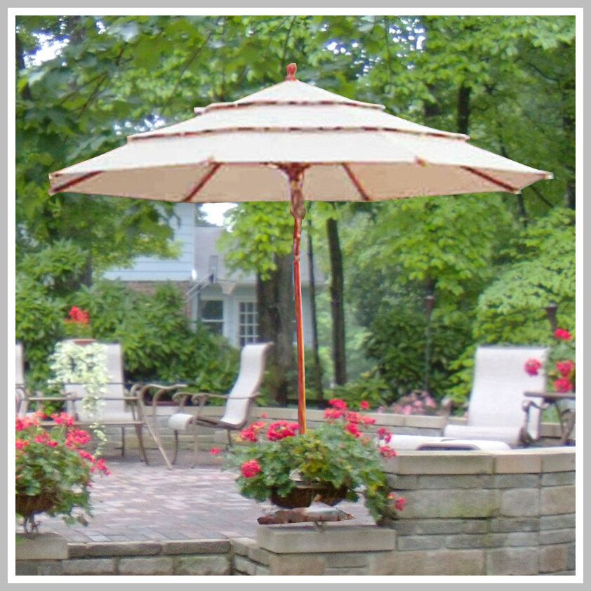 89 Reference Of 11 Ft Patio Umbrella Replacement Canopy In 2020 Patio Umbrella Patio Table Umbrella Patio