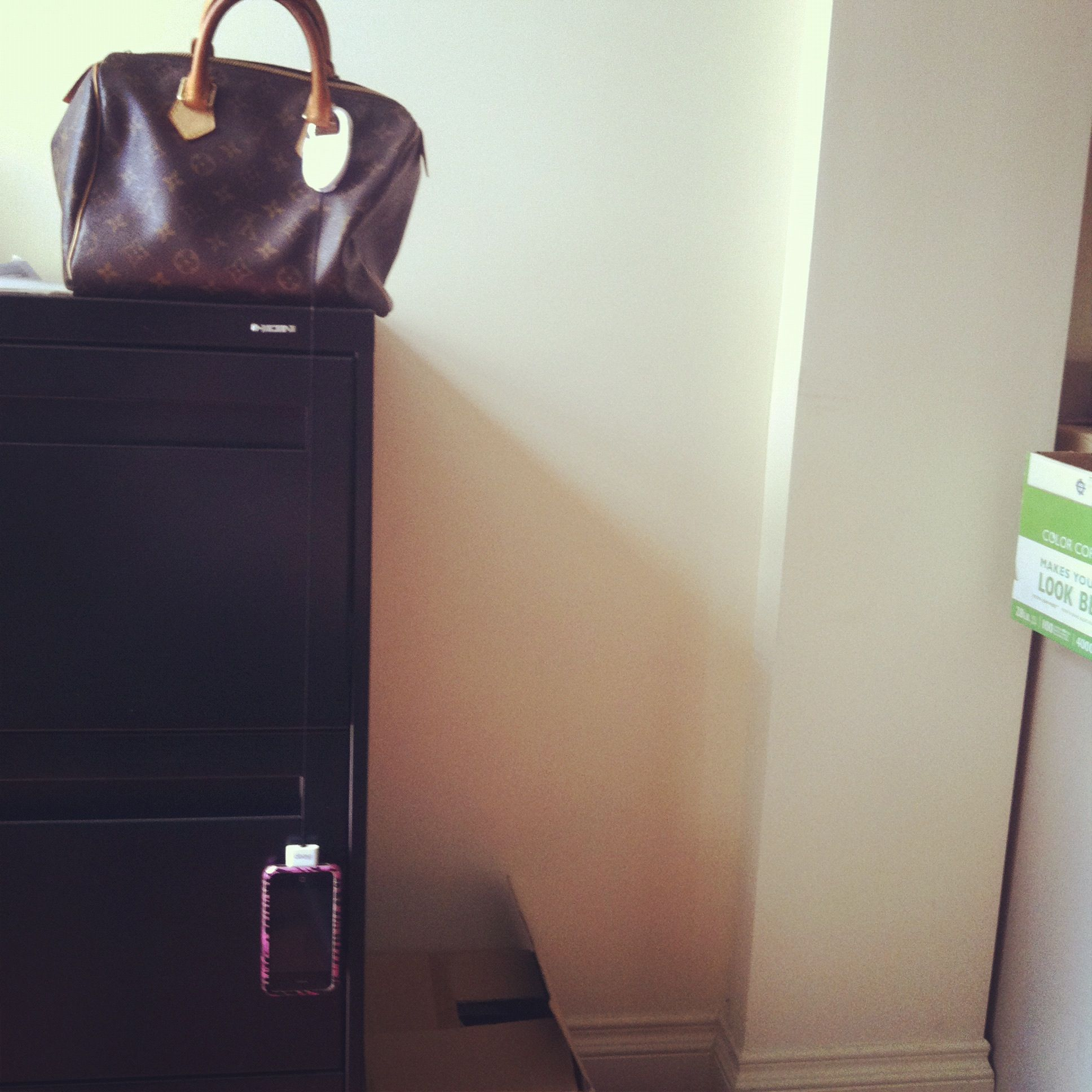 iKeep Secure with a Louis Vuitton