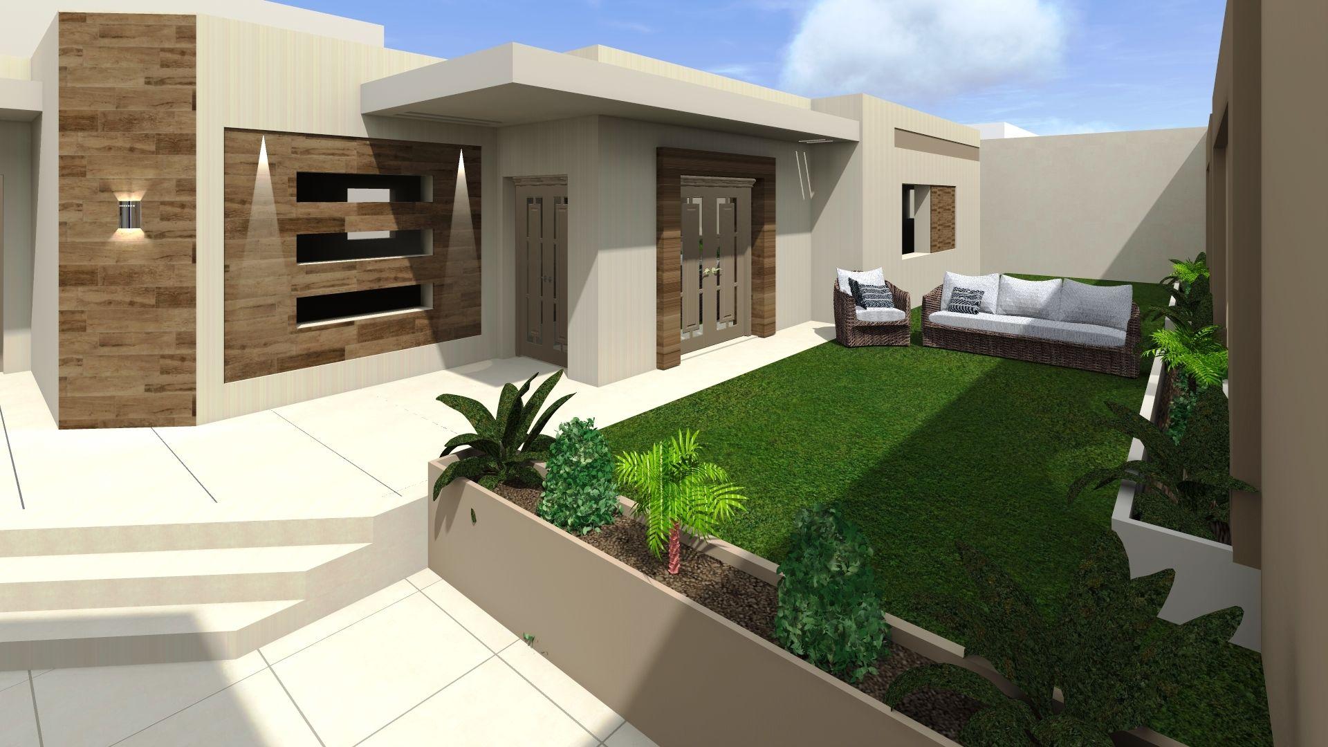Villa à sfax Wiem chakroun Architecte d\'intérieur ...