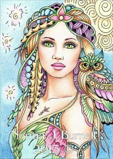 Resultado De Imagen Para Dibujos De Rostro Con Flores Face Art Art Female Art