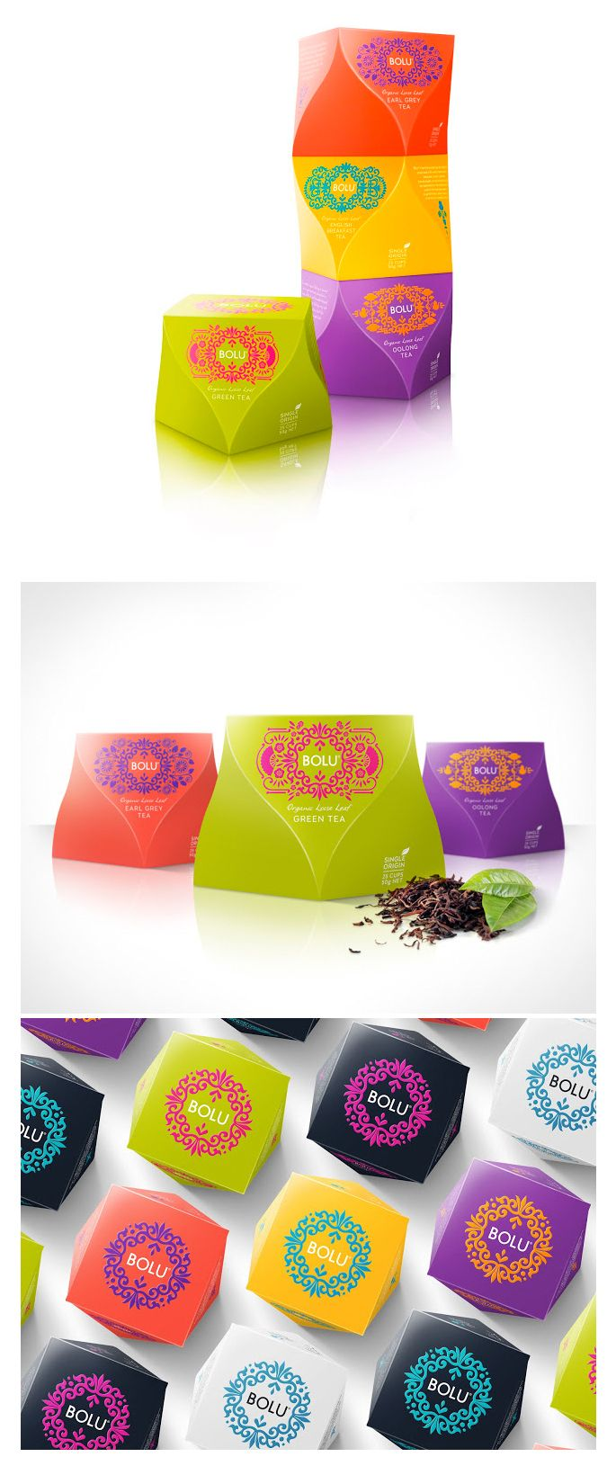 Bolu - Designed by Curious Design, New Zealand. - #packaging #design