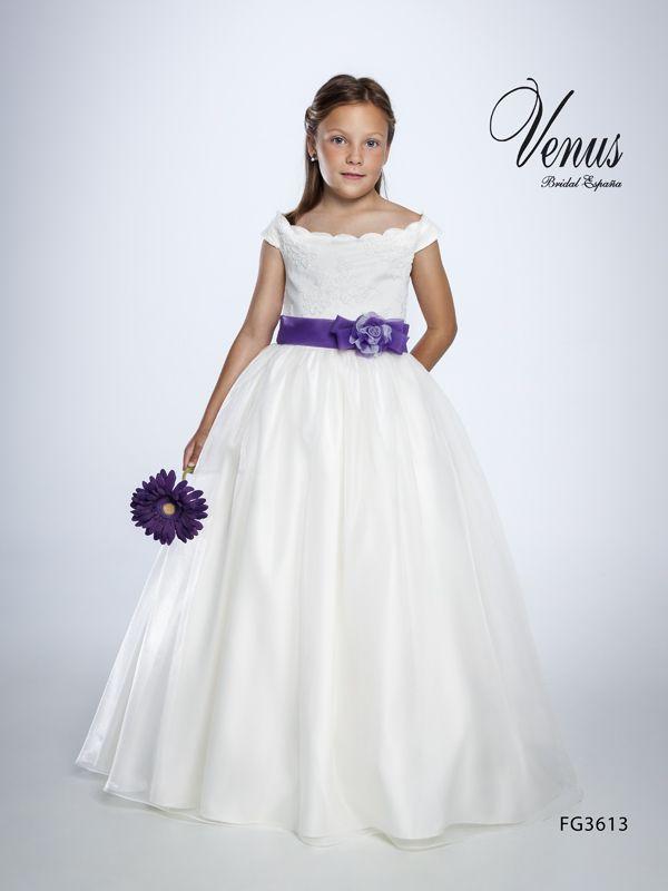 Colección comunión Venus Bridal 2015