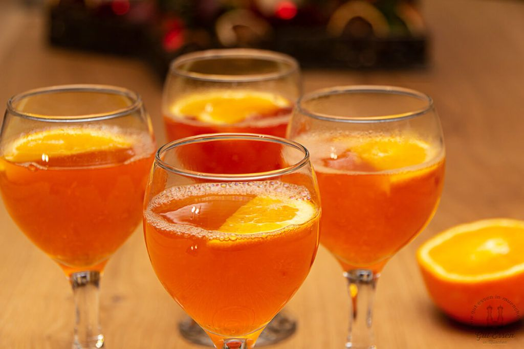 Photo of Recipe: Warm Aperol Spritz – light, tasty and quick to prepare