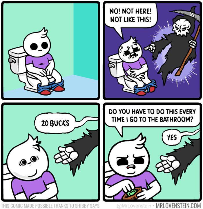 105 Brutally Hilarious Comics For People Who Like Dark Humour Dark Humor Jokes Dark Humour Memes Dark Comics