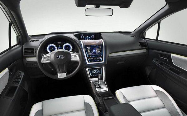 2016 subaru crosstrek interior | Subaru XV Crosstrek
