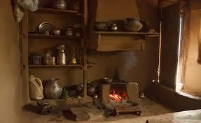 Indian Village House Kitchen Old House Kitchen Village Indian