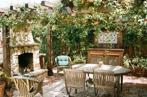 Vernon Residence - eclectic - patio - san francisco - Robert Shuler Design