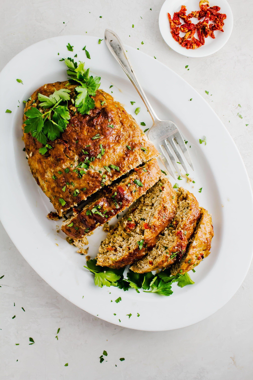 Chicken Quinoa Meatloaf Recipe Chicken Quinoa Quinoa Meatloaf Healthy Dinner Recipes