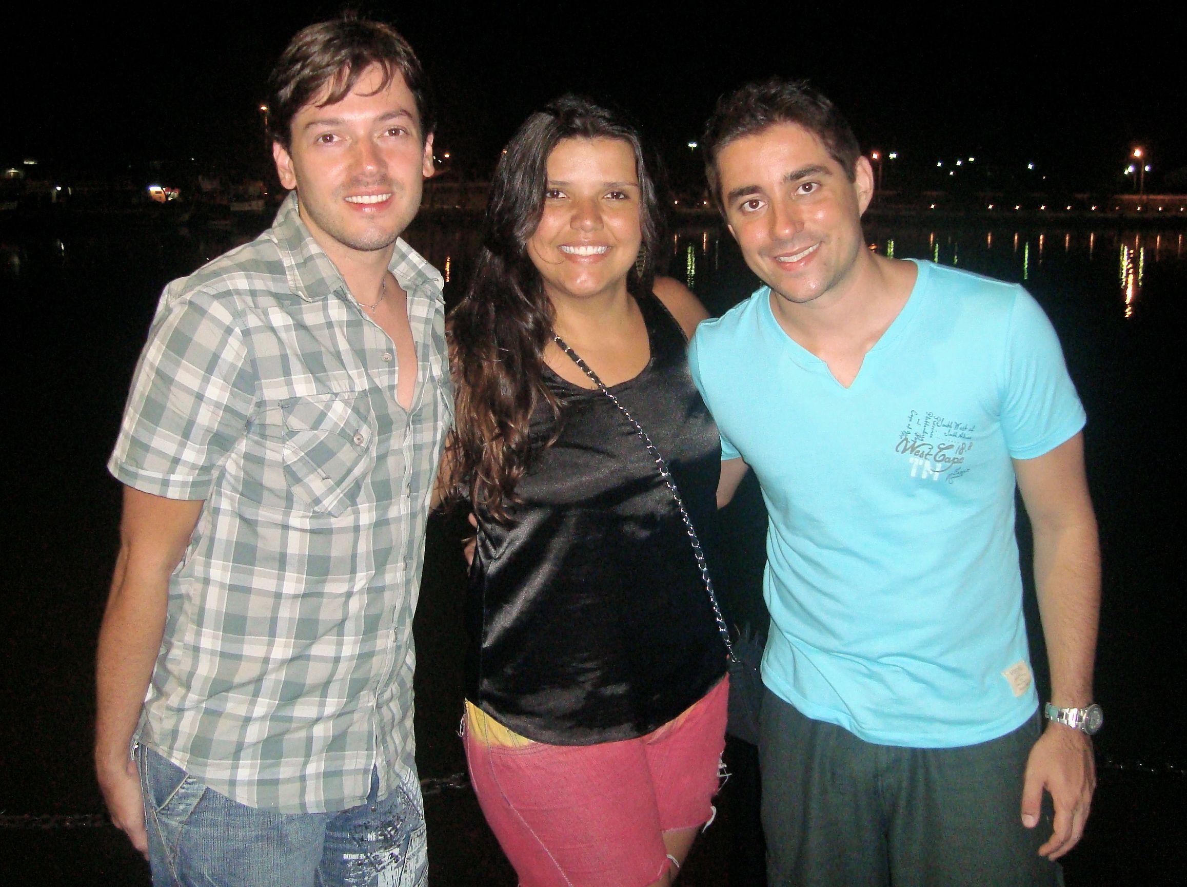 Cabo Frio - Douglas, Paloma, Lino
