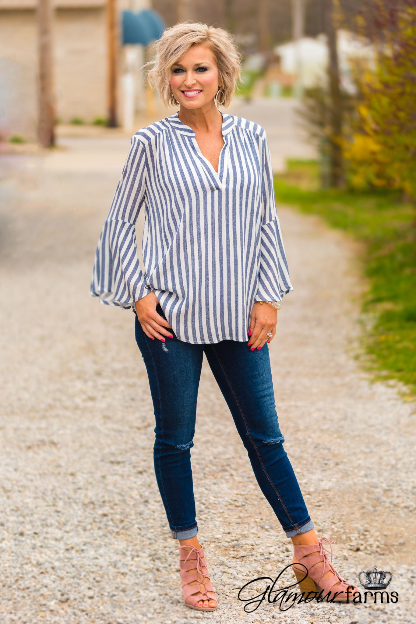 Pin by Silkefluegel on Spring Line: 29  Spring outfits casual
