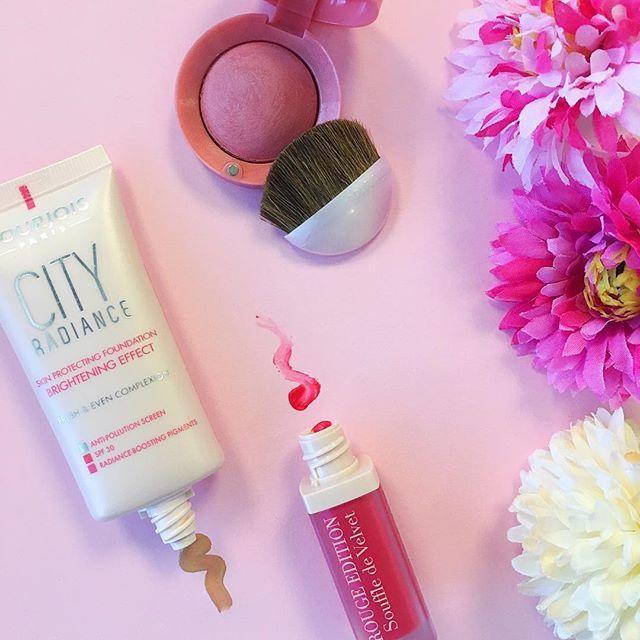 Our essentials for today's fresh look! What are yours? خيارنا للوك اليوم! أي منتجات ستختارين اليوم؟ #bourjoismiddleeast
