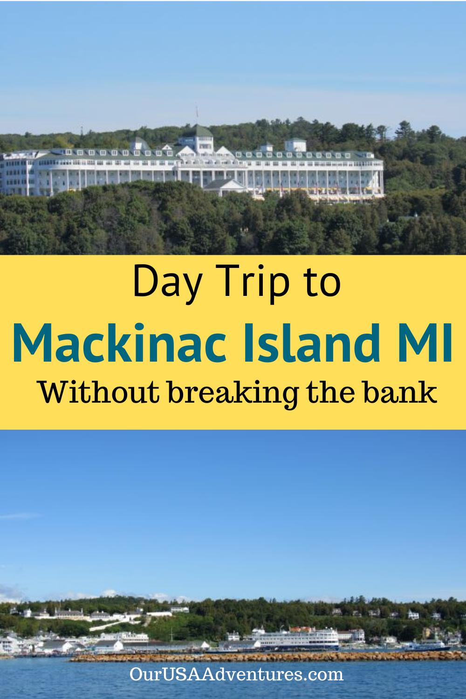 Pin On Michigan Reise Michigan Road Trip Michigan Travel Mackinac Island