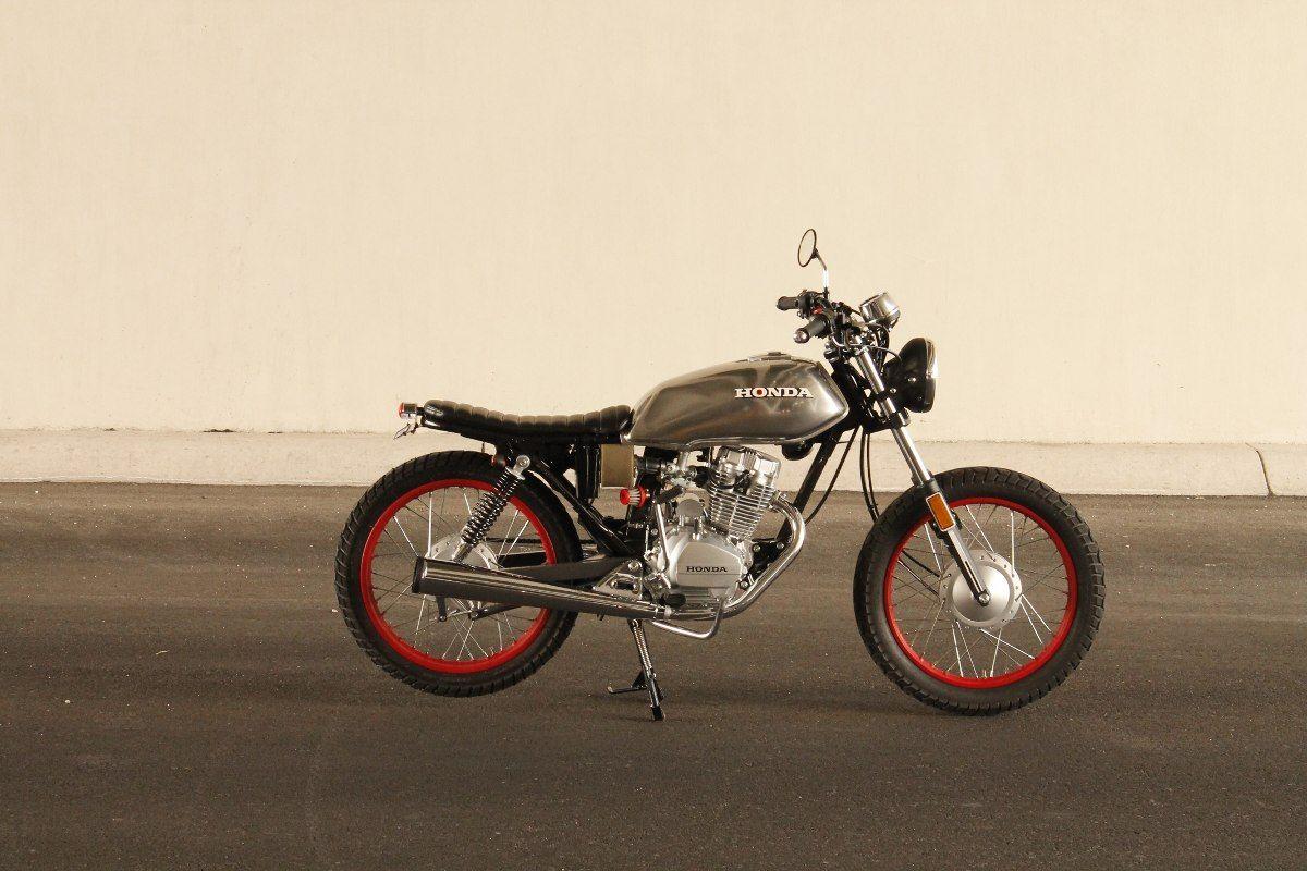 honda 150cc cafe racer Honda Cgl 125, Honda 125, Cafe Racer Bikes, Scrambler