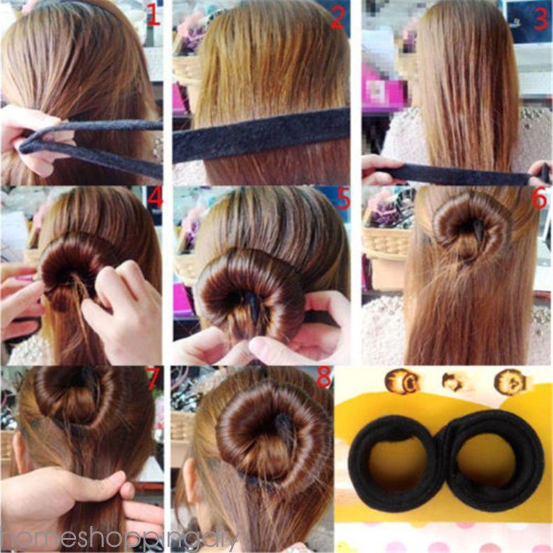 2312312312313 French Twist Hair Diy Hair Bun Hair Twist Bun