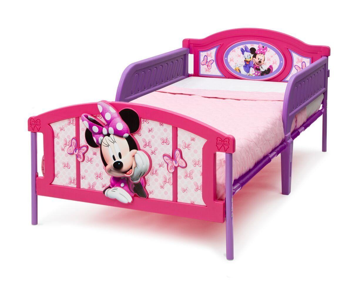 Disney Minnie Maus 3d Bett 200 X 100 Cm Kunststoff U Metall