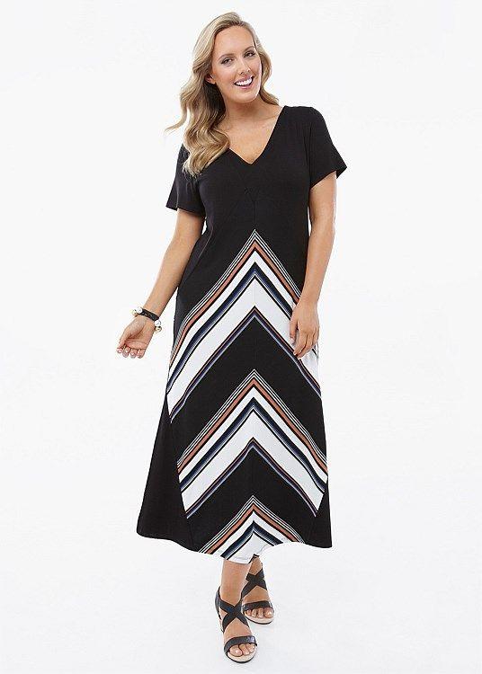 Plus Size Maxi Dresses Online in Australia | Taking Shape - LINE UP ...