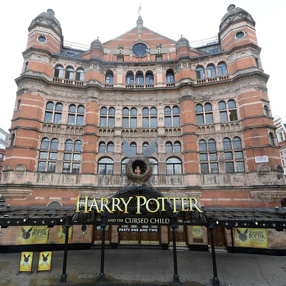 The Cursed Child Receives Spellbinding Reviews So Now You Have To Go Harry Potter Cursed Child Harry Potter Play Harry Potter Theatre