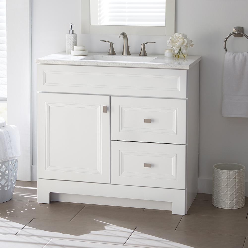 Home Decorators Collection Sedgewood 24 1 2 In Bath Vanity In