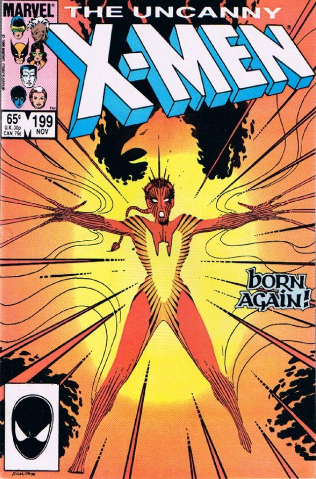X-Men 199.