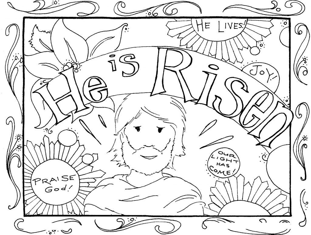 Pinterest easter coloring pages - Easter Coloring Pages