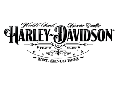 script letters superior quality typography harley davidson decals 24780 | 4b3638565238624f12e551756be24780