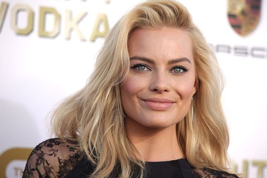 Margot Robbie. Beautiful