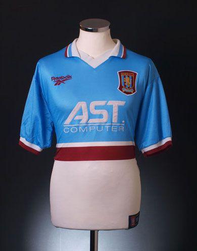Aston Villa Retro Shirts 1997 Away Retro Shirts Shirts Retro