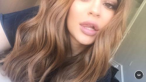 Kylie Jenner Light Golden Honey Brown Hair Kylie Jenner Hair Color Kylie Jenner Hair Honey Hair Color
