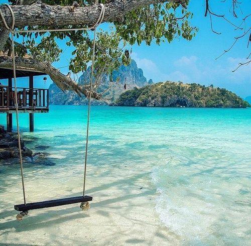 Image de beach, sea, and summer