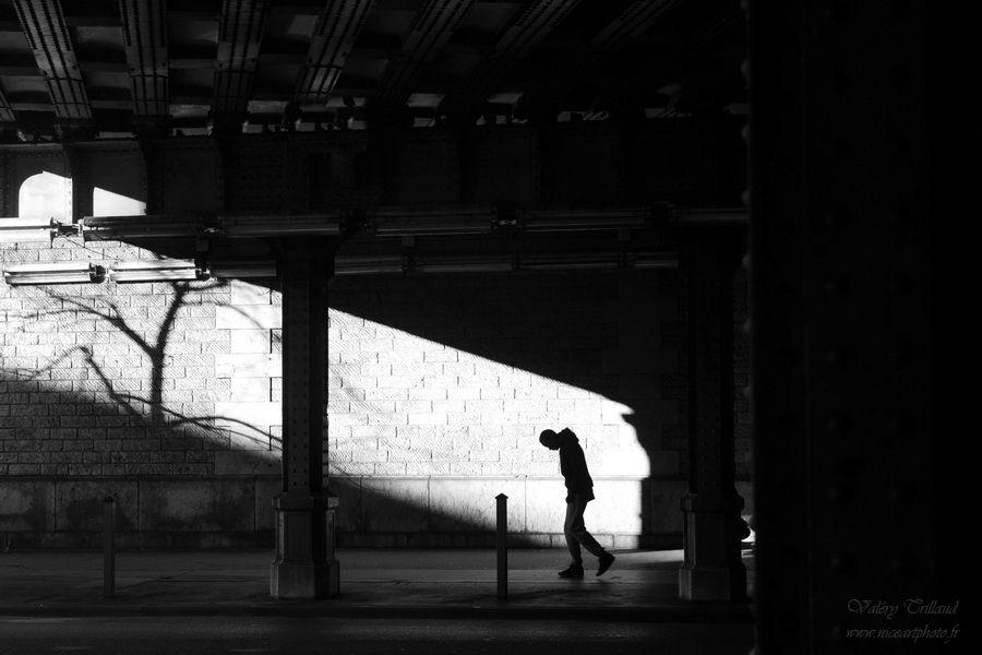photographie noir et blanc art
