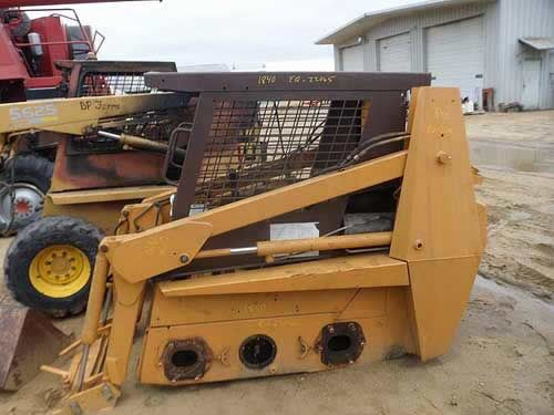 Used Case 1840 Skid Steer Loader Parts Case Tractors Steer Case