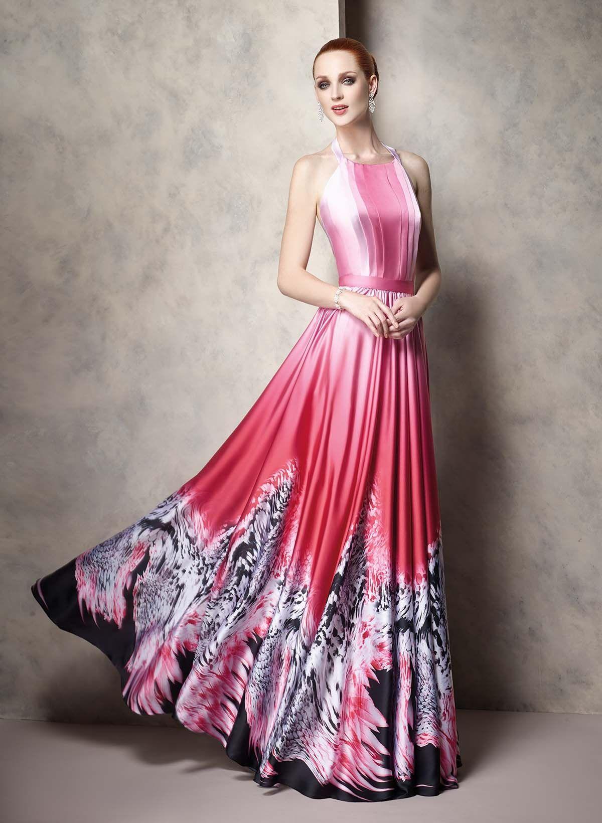 Vestido de Fiesta de Ángela Ariza (A1927), largo | Style concepts ...
