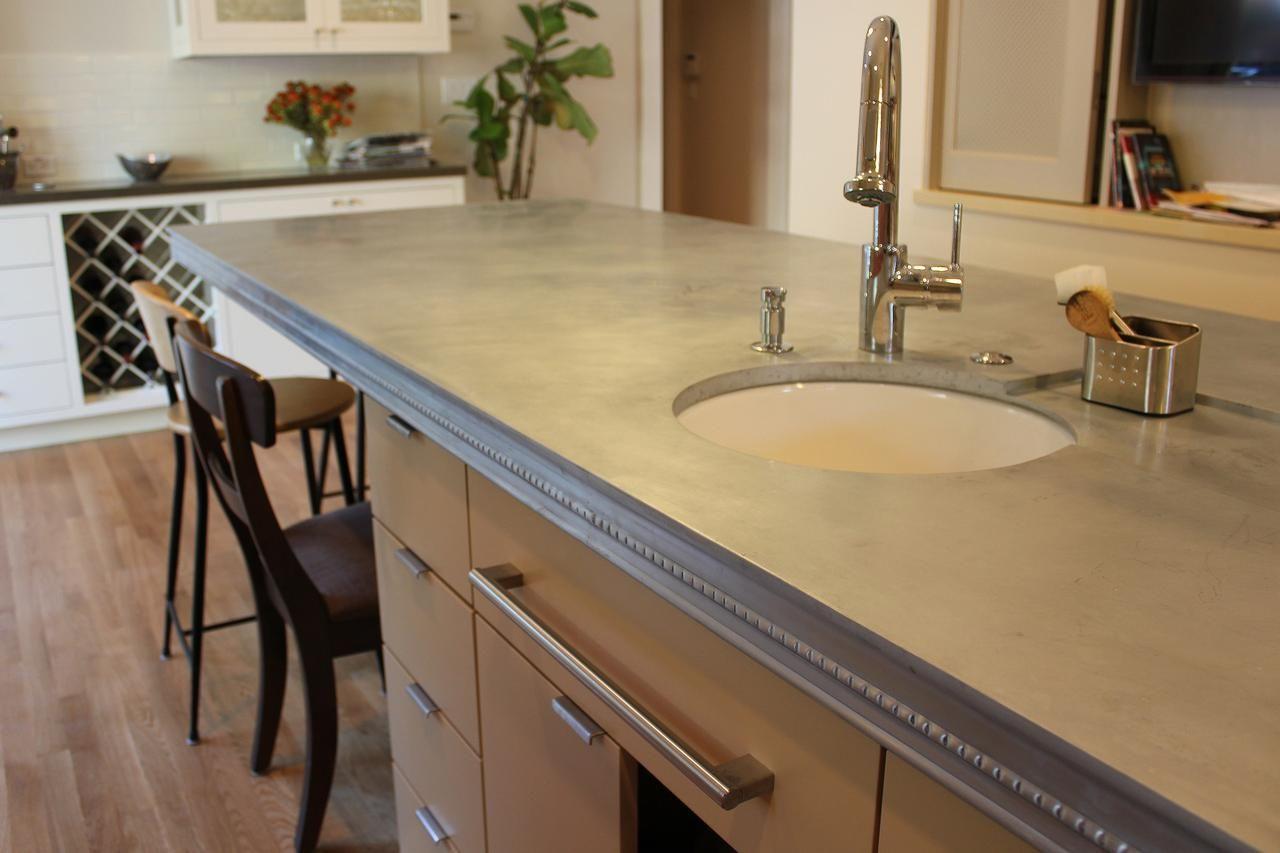 Zinc Countertops Pros And Cons Zinc Countertops Kitchen Zinc Countertops Kitchen Countertops