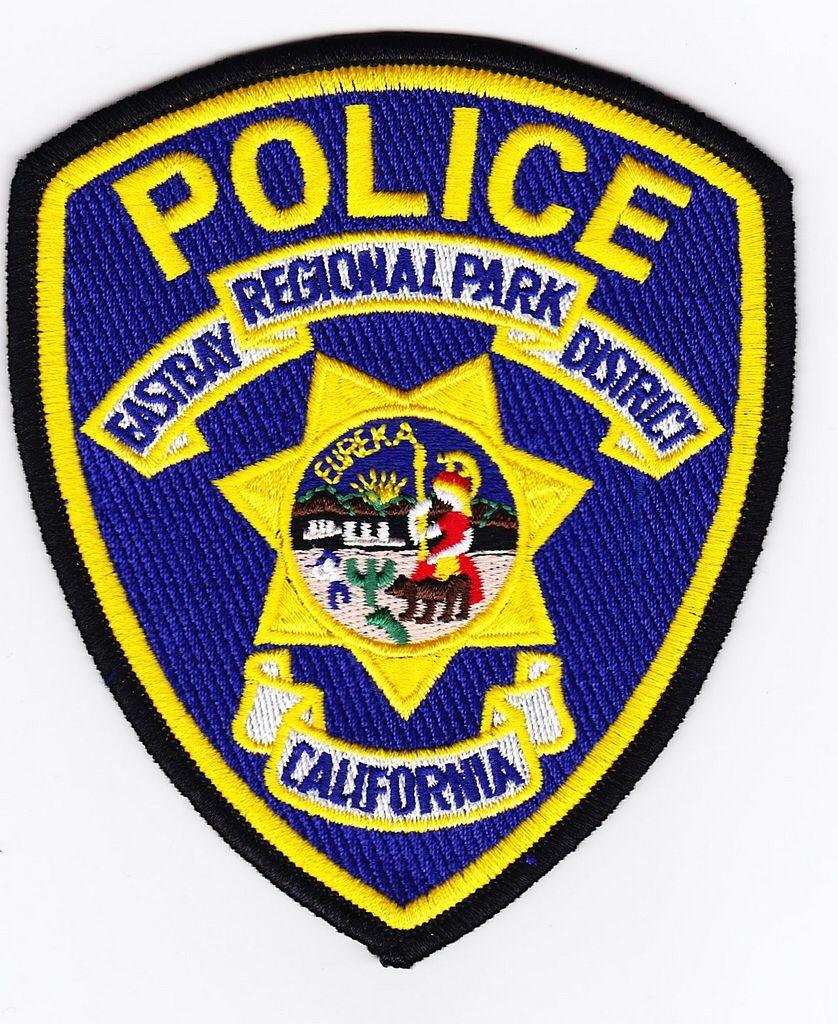 Ca east bay regional park district police