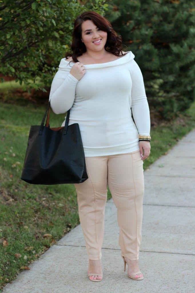 Plus Size Fashion - Plus Size Outfit