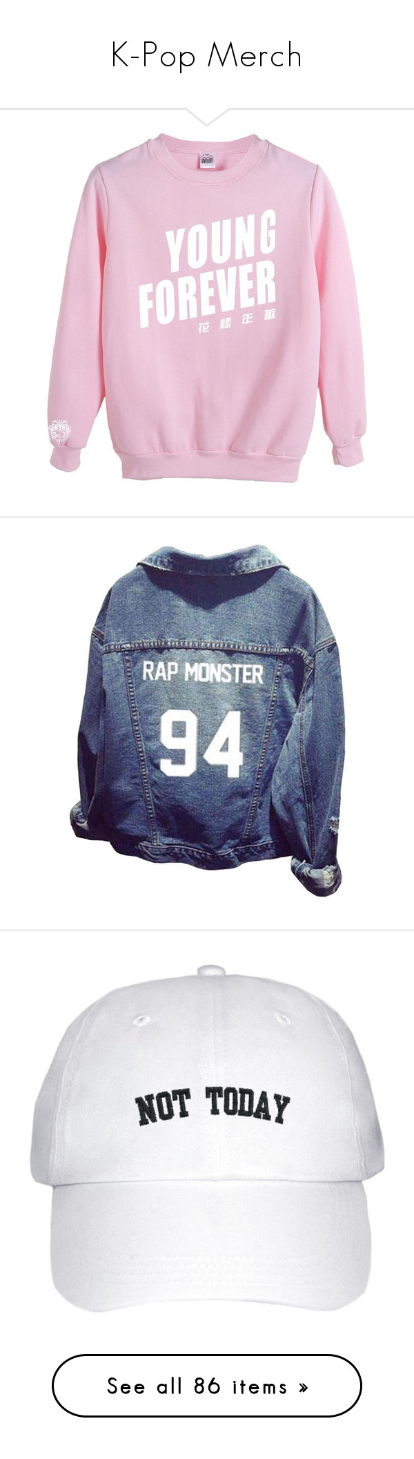 K Pop Merch By Jaypark Aomg Liked On Polyvore Featuring Tops Bts Outerwear Jackets Denim Sports Jacket Long Sleeve Denim Jacket Merch Blue Denim Jacket [ 2112 x 600 Pixel ]