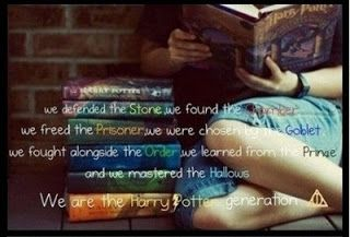 After all this time? Always...: We are the Harry Potter Generation