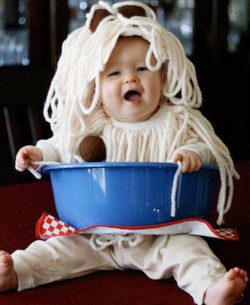 Spaghetti Halloween Pinterest Costumes, Halloween costumes and - diy infant halloween costume ideas