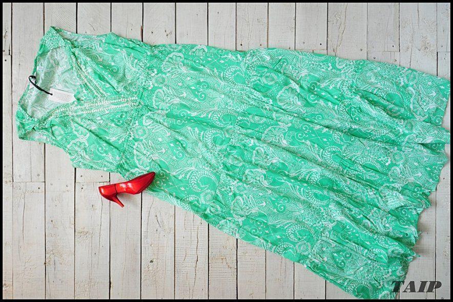 Nightingales Sukienka We Wzorek 42 Metka 6105852763 Oficjalne Archiwum Allegro Summer Dresses Dresses Fashion