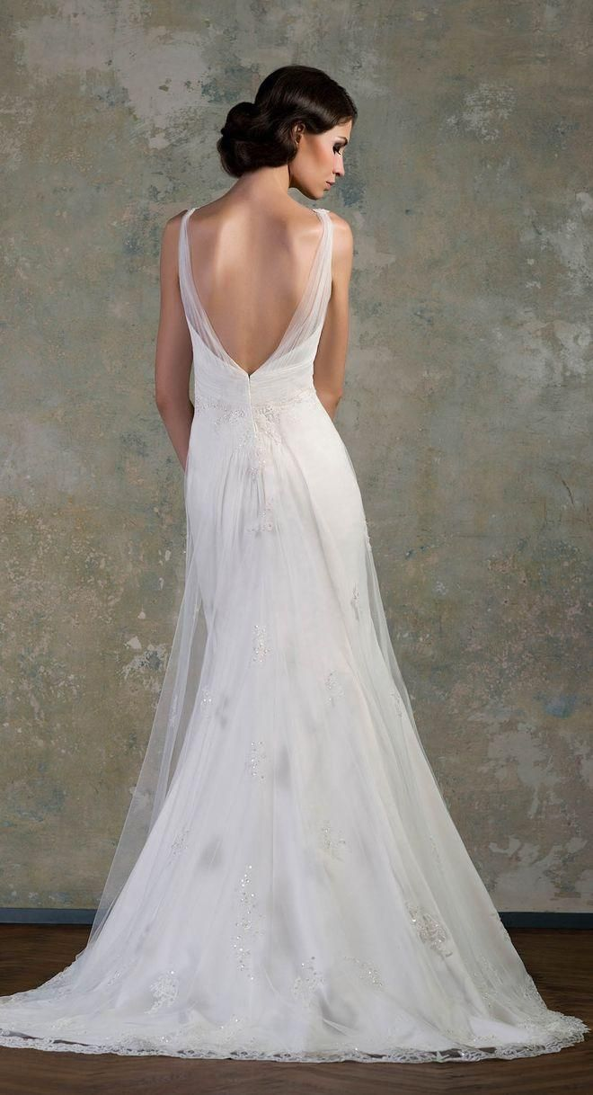Wedding dresses for older ladies   Backless Wedding Dresses Ideas  Backless wedding Wedding dress