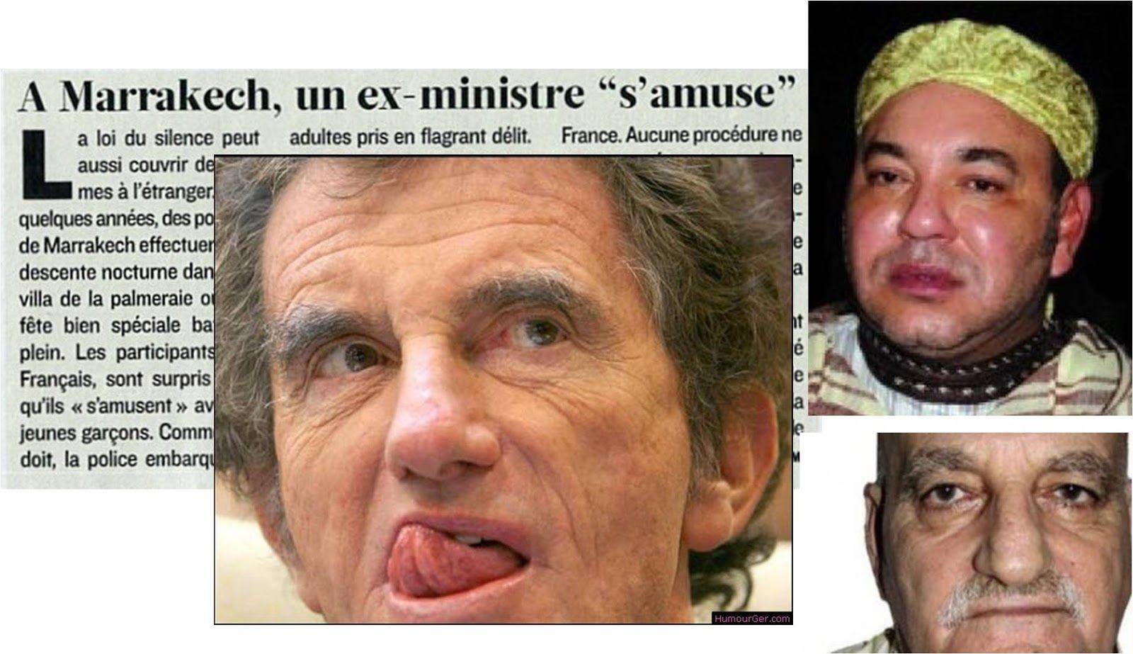 Maroc : le masque tombe... bientôt la fin du régime pédoprotecteur ?  Abjecte : Le roi du Maroc décore.... Jack Lang ! … | Maroc, Roi du maroc,  Palmeraies